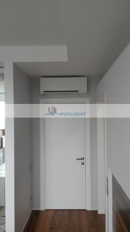 внутренний настенный блок мульти-сплит системы Mitsubishi Electric
