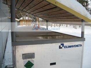 Чиллер Climaveneta на 120 кВт