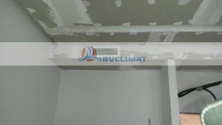 монтаж вентиляционных решеток