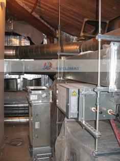 установка водяного нагревателя